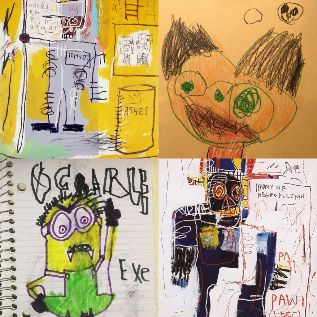 Nico vs. Basquiat