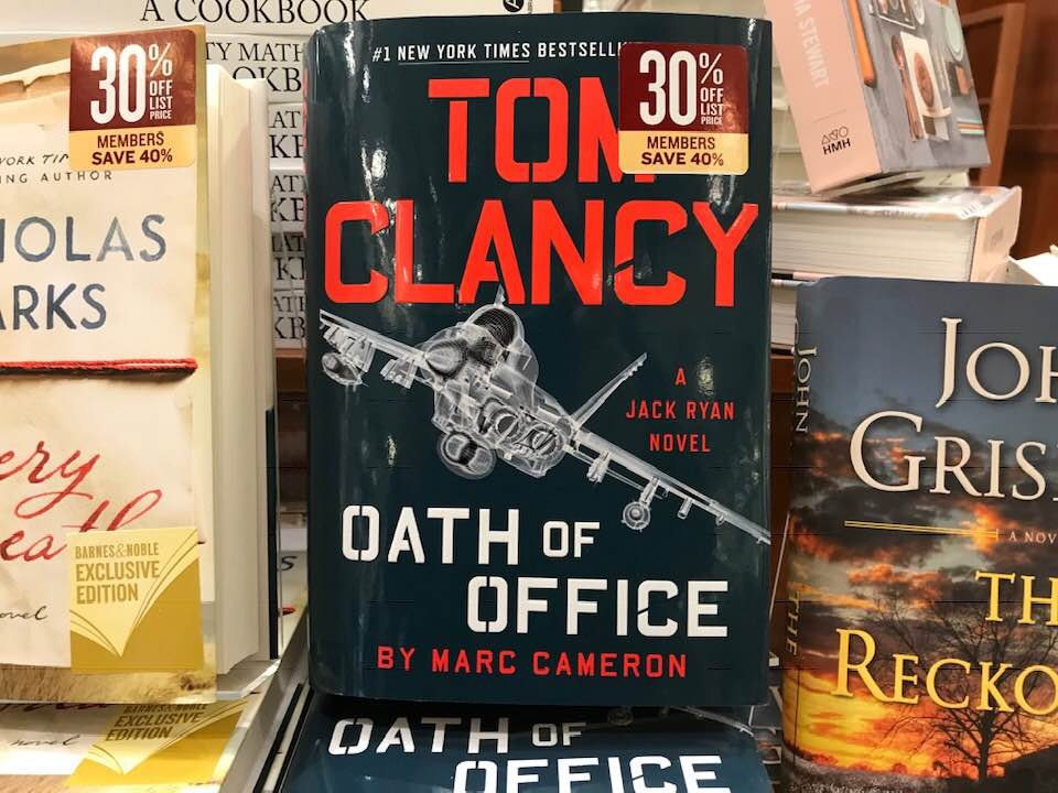 Tom Clancy - Oath of Office